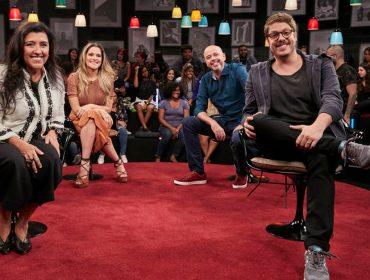 """Fabio Porchat estreia dia 15 na TV Globo e confessa quem gostaria de levar no seu programa: """"Faustão é o meu maior sonho"""""""