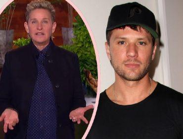 Ryan Phillippe aproveita corridinha pelas ruas de Los Angeles para enviar recado a Ellen DeGeneres