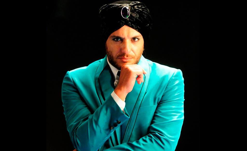 Herculano Quintana, de 'O Astro'    Reprodução Globo
