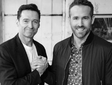 Hugh Jackman e Ryan Reynolds: a briga deles é de mentirinha