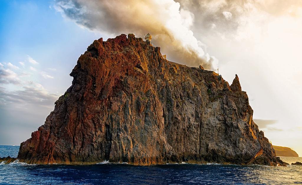 """As erupções que acontecem lá ajudam a """"entrar no clima"""""""