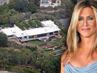 Jen Aniston foi às lágrimas ao ver resultado final da decoração de sua casa de R$ 220,9 milhões