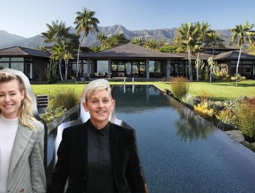 Reformado por Ellen DeGeneres e Portia de Rossia, château das duas na Califórnia é colocado à venda por R$ 225 mi
