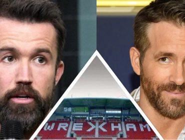 Ator, fabricante de gin e… cartola! Ryan Reynolds está de olho em fatia de time de futebol galês