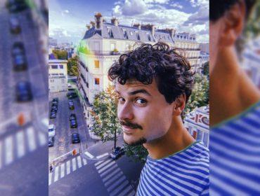 """Youtuber cearense que mora em Paris recebe convite da Netflix e de cineasta brasileiro: """"Quando vem é tudo de uma vez"""""""