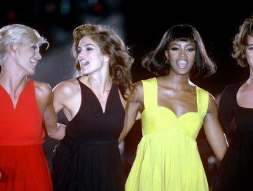 Apple TV+ vai produzir série documental sobre a era de ouro das supermodelos. Vem saber!