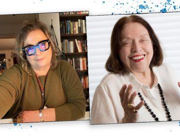 Ocupante da Cadeira 30 da ABL, Nélida Piñon participa de live com Joyce Pascowitch nesta terça, às 17h