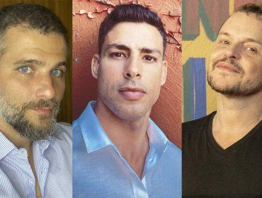 Bruno Gagliasso é eleito melhor ator em festival nos EUA ao lado de Matheus Nachtergaele e Cauã Reymond