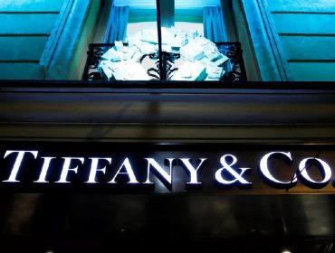 Fachada da loja-sede da Tiffany's em Nova York