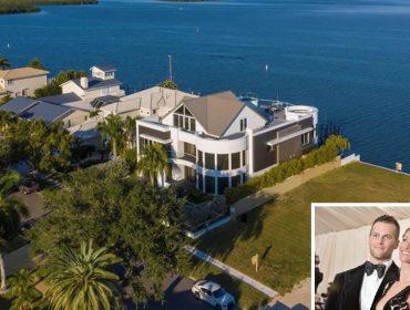 Gisele e Tom Brady estariam perto de comprar château de R$ 42,2 milhões na Flórida