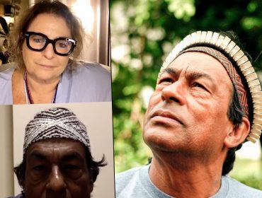 """Ailton Krenak fala sobre as questões da população indígena no Brasil: """"Para conciliar, tinha que parar de depredar a natureza"""""""