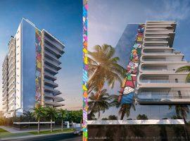 Romero Britto expande seus negócios e assinará nova torre de apartamentos em praia de Santa Catarina