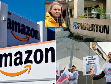 Amazon é acusada de contratar agência de detetives para espiar funcionários. Aos detalhes!
