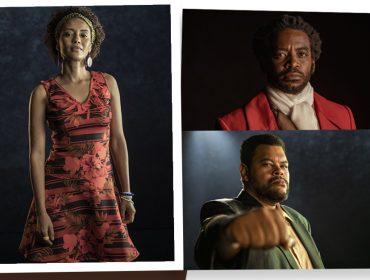 Especial 'Falas Negras' vai retratar 22 personalidades que lutaram pela causa negra desde 1600. Aos personagens!