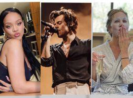 Insônia? Basta borrifar um pouco de Jennifer Aniston ou Harry Styles no travesseiro para dormir como um anjo. Oi!