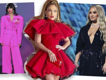 Jennifer Lopez arrasa no virtual 'People's Choice Awards 2020' e Glamurama mostra os looks das famosas para a premiação
