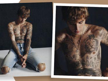 Símbolos religiosos, animais e frases: as mensagens por trás das 60 tatuagens de Justin Bieber