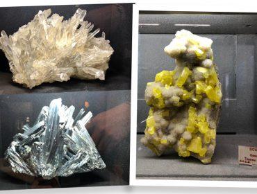 Segredos parisienses: Conheça a rica coleção do Museu de Mineralogia da capital francesa