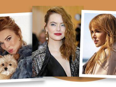 De Lindsay Lohan a Nicole Kidman: Quem são as celebridades verdadeiramente ruivas?