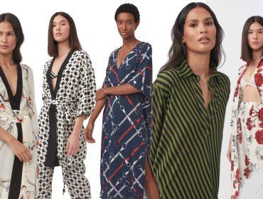 Animale apresenta linha Homewear produzida com sobra de tecidos de coleções anteriores da marca