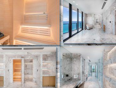 Banheiro de um milhão de dólares é inspirado nos spas minimalistas da Suíça. Eis a ironia!