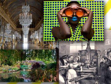 Diretamente da França, 5 exposições virtuais para contemplar sem sair de casa