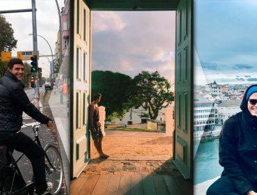 Reynaldo Gianecchini celebra 48 anos com o passaporte carimbado ao redor do mundo. Confira as últimas trips do galã
