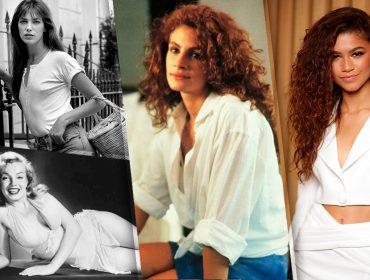 De Marilyn a Zendaya, sem esquecer das Kardashian… O vai e vem dos padrões de beleza ao longo das décadas