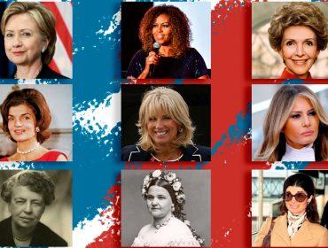 Geração Z: O que as primeiras-damas que já habitaram a Casa Branca queriam transmitir com seus penteados?