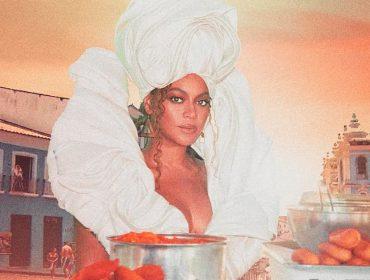 Disco audiovisual 'Black is King' de Beyoncé ganha versão baiana em trabalho de design gráfico brasileiro