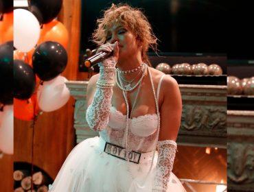 Jennifer Lopez se transforma na Madonna dos anos 1980 e solta a voz em 'Crazy For You'. Confira!