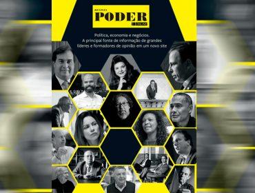 Novo canal de notícias da revista PODER acaba de entrar no ar. Vem conhecer a PODER Online!