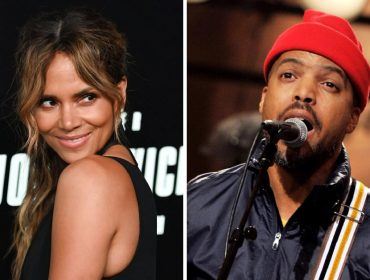 Halle Berry e Van Hunt