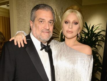 Joe Germanotta e Lady Gaga