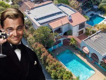 O ator e sua mansão em Hollywood Hills