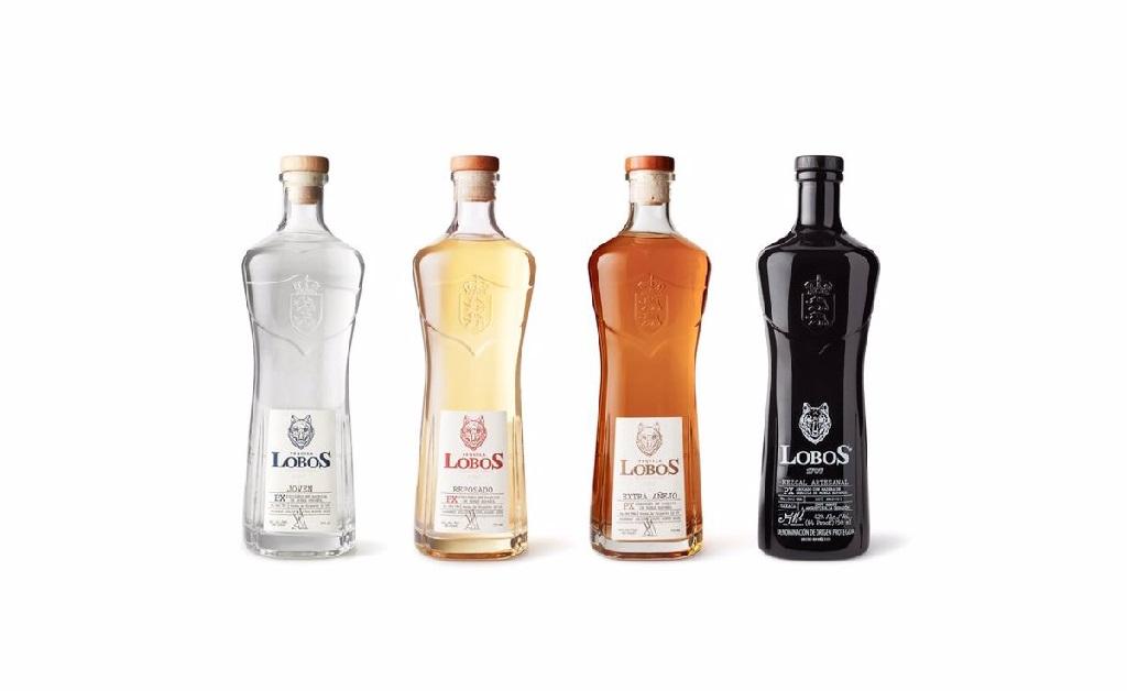 Os quatro produtos iniciais da Lobo 1707