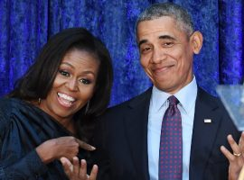 Com novo livro, Obama tira de Michelle recorde de maior vendedora de livros no dia do lançamento