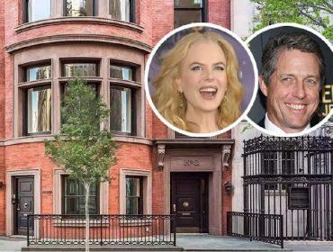 Townhouse que foi destaque em minissérie estrelada por Nicole Kidman e Hugh Grant é colocada à venda. O preço?
