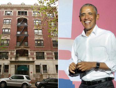 Antigo 'endereço de estudante' de Obama em NY é colocado à venda por quase R$ 8 milhões