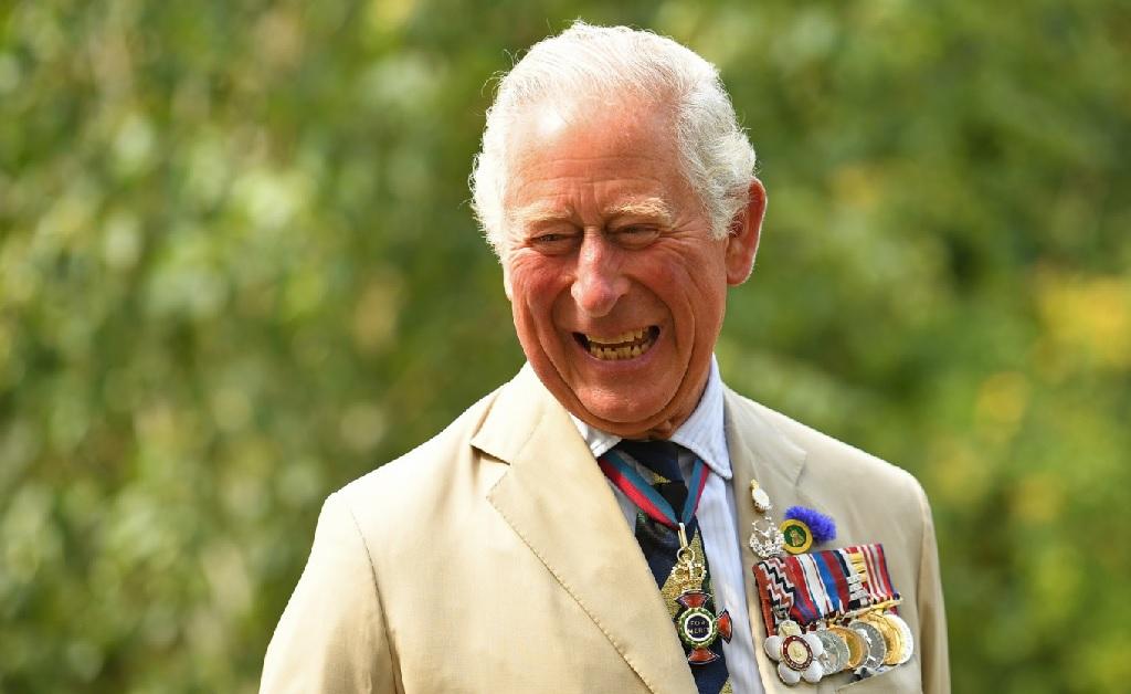O príncipe Charles