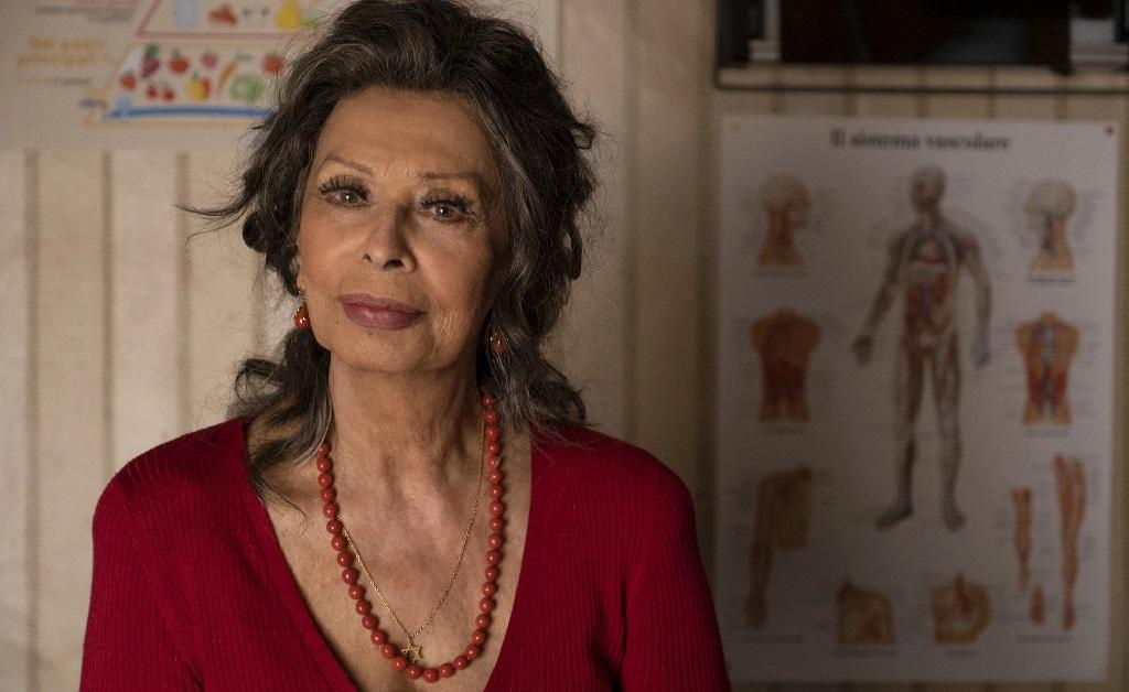 Resultado de imagem para Sophia Loren The Life Ahead