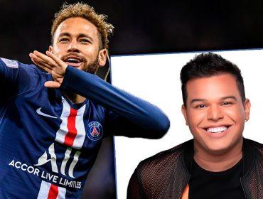 """Quem é o cantor e compositor por trás da música """"Rita"""" que embala Neymar no videogame? Prazer, Tierry"""