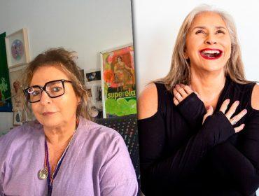 Joyce Pascowitch em um papo sobre música e alegria com Fafá de Belém nesta segunda, às 17h