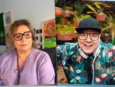 Joyce Pascowitch recebe o DJ Zé Pedro para papo sobre a música como protagonista na quarentena. Nesta segunda, às 17h