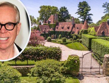 Tommy Hilfiger vende castelo de R$ 254 milhões localizado em região chique dos EUA em tempo recorde