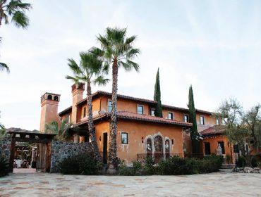 "A Villa de la Vina, palco da 12ª temporada de ""The Bachelor"""