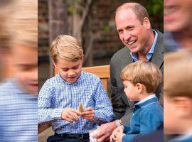 """Príncipe William confessa que abusou dos doces na quarentena: """"Preciso de ajuda para voltar à forma novamente"""". Quem não?"""