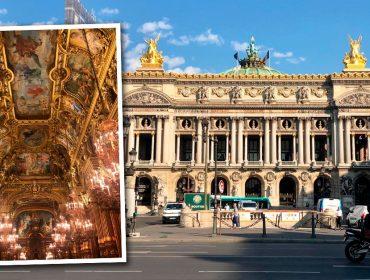 Uma visita virtual nos leva a um mergulho ao inacessível lago subterrâneo da Opéra Garnier. Vem ver!