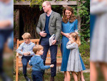 Os pequenos príncipes George, Charlotte e Louis são vetados no Natal da bisa, Elizabeth II. Aos fatos!
