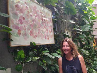 De Goeye recebe exposição 'Aquarelas 'de Ana Berganton. Vem ver